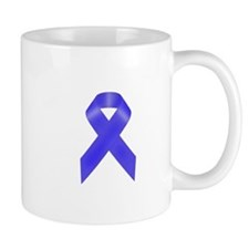 Awareness Ribbon Small Mugs