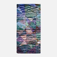 Cute Abstract design Beach Towel
