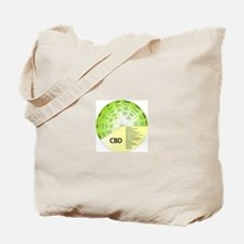 Unique Cannabis Tote Bag