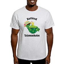 Retired telemarketer T-Shirt