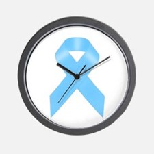 Awareness Ribbon Wall Clock