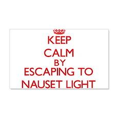 Keep calm by escaping to Nauset Light Massachusett
