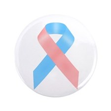 "Awareness Ribbon 3.5"" Button (100 pack)"