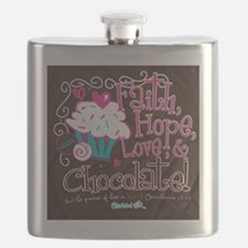 Funny Hope Flask