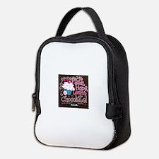 Cute Faith Neoprene Lunch Bag