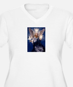 angel of light Plus Size T-Shirt