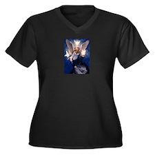 angel of light Plus Size T-Shirt