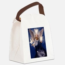 Cute Angels Canvas Lunch Bag