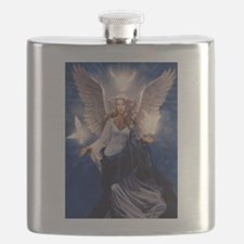 Cute Angels Flask
