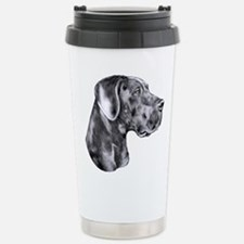 Great Dane HS Blue UC Stainless Steel Travel Mug