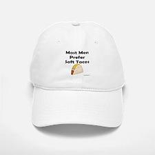 Prefer Soft Tacos Baseball Baseball Baseball Cap