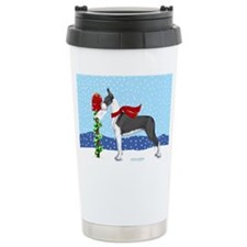 Great Dane Mantle Mail Travel Mug