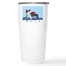 Great Dane Mantle UC Mail Travel Mug