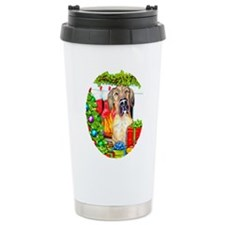 Great Dane Stockings Brndl UC Travel Mug