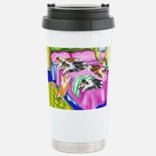 Sheltie Pink Comfort Travel Mug