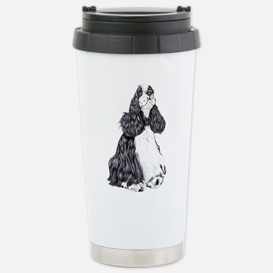 cockerbwparti.jpg Stainless Steel Travel Mug