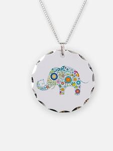 Unique Elephant Necklace
