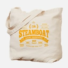Steamboat Vintage Tote Bag
