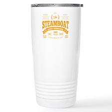 Steamboat Vintage Travel Mug