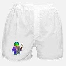 Hippie Dad Boxer Shorts