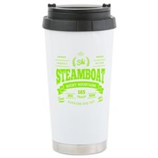 Steamboat Vintage Travel Coffee Mug