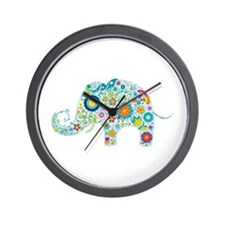 Unique Elephant Wall Clock