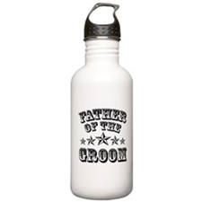 Cool Father Of The Stainless Water Bottle 1.0l