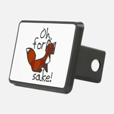 Oh For Fox Sake Hitch Cover