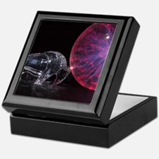 Unique Crystal energies Keepsake Box