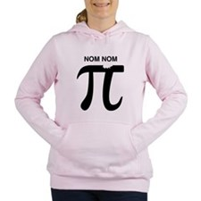 Nom nom pi Women's Hooded Sweatshirt