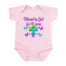 90TH LOVE JESUS Infant Bodysuit