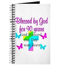 90TH LOVE JESUS Journal
