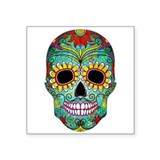 Sugar skulls Bumper Stickers