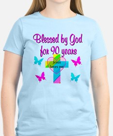 CHRISTIAN 90TH T-Shirt