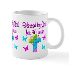 CHRISTIAN 90TH Small Mug
