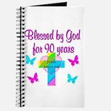 CHRISTIAN 90TH Journal