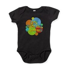 Line Dancing Colors My World Baby Bodysuit