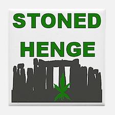 Stoned Henge Tile Coaster