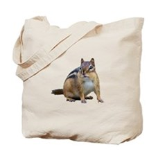 Unique Chipmunk lover Tote Bag