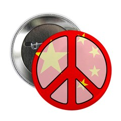 Peace In China Button