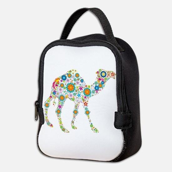 Funny Travel Neoprene Lunch Bag