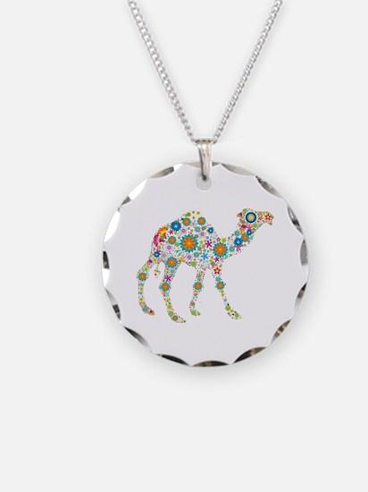 Unique Camels Necklace