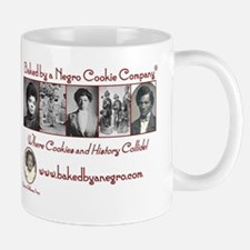 Baked by a Negro Classic Designs Mug
