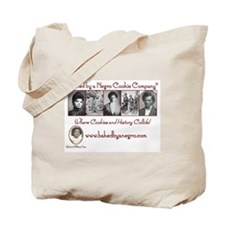 Baked by a Negro Classic Designs Tote Bag