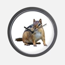 Cool Chipmunk lover Wall Clock