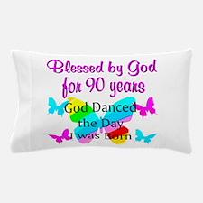 90TH GODS LOVE Pillow Case