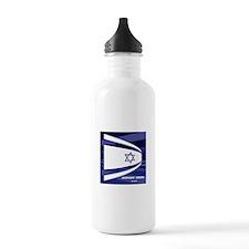 Support Israel Water Bottle