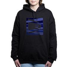 Support Israel Women's Hooded Sweatshirt