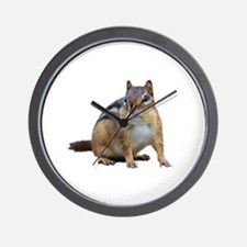 Chipmunk lover Wall Clock