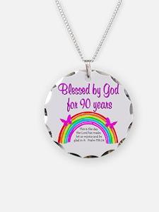 PRECIOUS 90TH Necklace